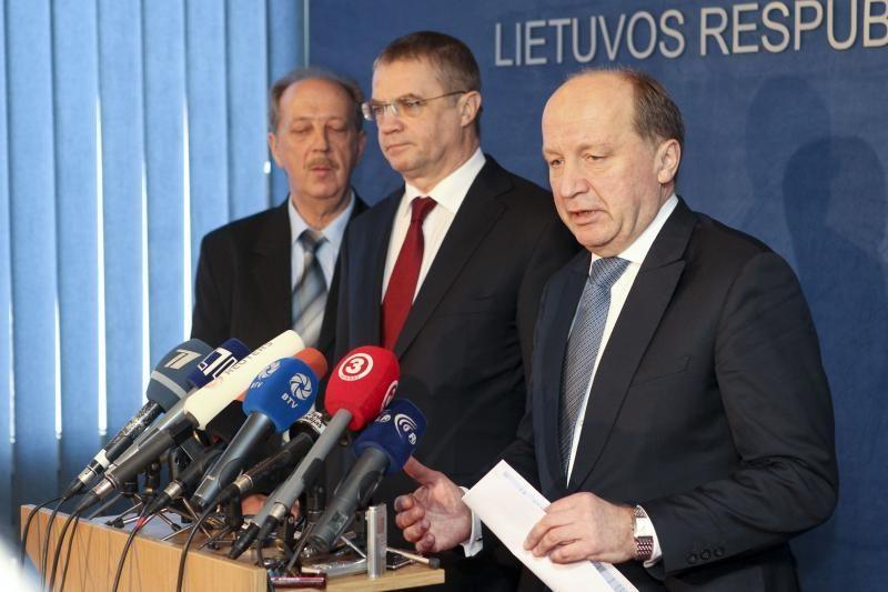"""A.Kubilius: """"Gazprom"""" būtų tik finansinis dujų tinklų investuotojas"""