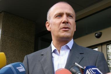 Tapti Klaipėdos garbės piliečiu pasiūlytas V.Lygnugaris