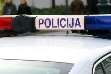 Už policiją meldėsi ir Klaipėdos apskrities pareigūnai
