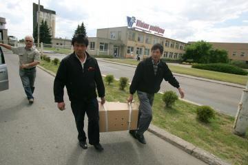 Vilniuje – vergų turgus