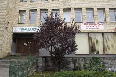 Antakalnio seniūnijos vietoje – prancūzų mokykla