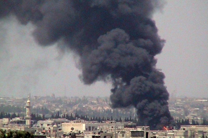 """Sirijoje trečiadienis buvo """"kruviniausia"""" diena"""