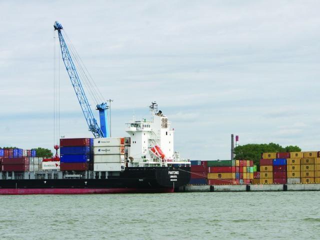 Klaipėdos uostas perkrovė daugiau krovinių