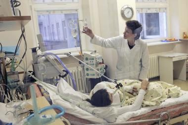 Kauniečių šeima, palaidojusi vaiką, kovoja dėl gyvųjų teisių