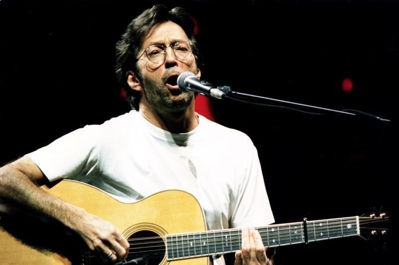 Pirmoji E. Claptono viešnagė Lietuvoje tikriausiai bus ir paskutinė