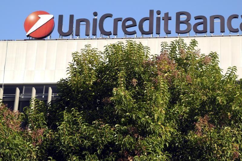 """Bankas """"UniCredit"""" nutarė trauktis iš Lietuvos"""
