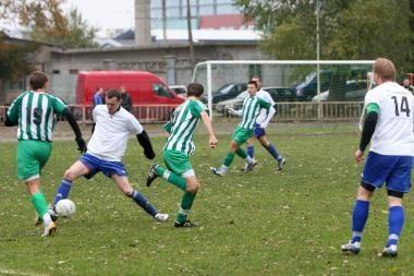 Žinomos Lietuvos futbolo taurės ketvirtfinalio etapo poros