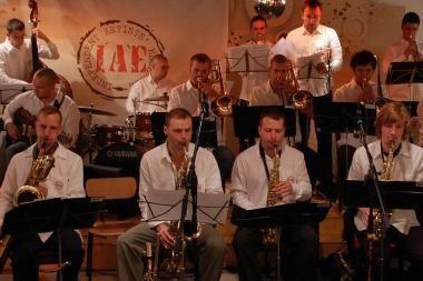 """Gurmaniškos muzikos gerbėjų laukia """"Big Jazz Gang"""" vakarėlis"""