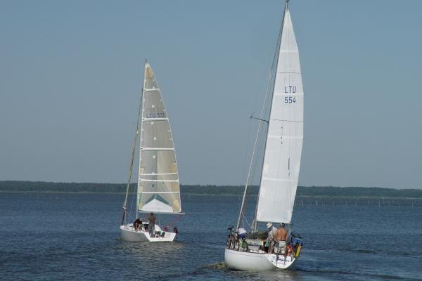 Nidos festivalio svečiai kviečiami į Laivų paradą