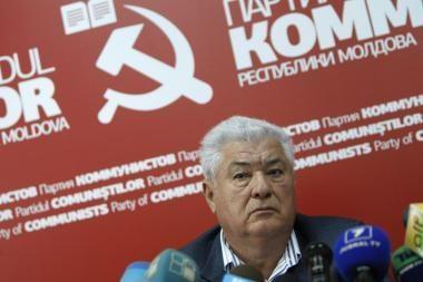 Moldovoje paleistas parlamentas ir paskelbta naujų rinkimų data