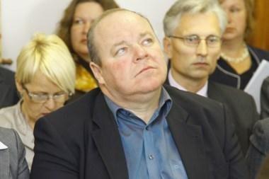 Klaipėdos r. savivaldybės neeilinis posėdis buvo neteisėtas