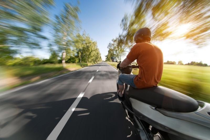 Mopedo vairuotojas: kaip juo tapti? (visa informacija)