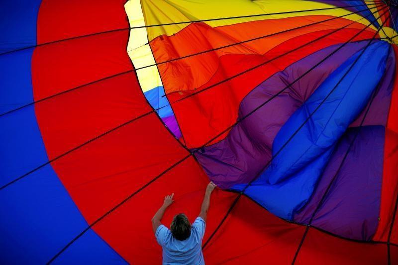 Egipte sprogo oro balionas, žuvo 19 žmonių