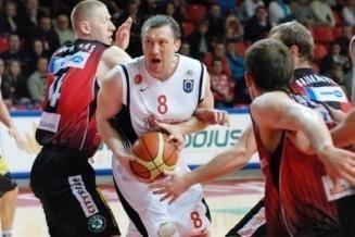 Vilniaus krepšininkai pirmieji įžengė į LKL finalą