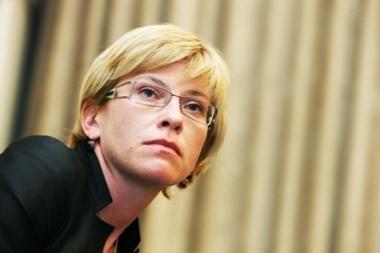 I. Šimonytė: Lietuvos galimybės įsivesti eurą priklausys nuo kitų metų biudžeto