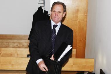 Buvusiam prokurorui S.Stulpinui – nuosprendis