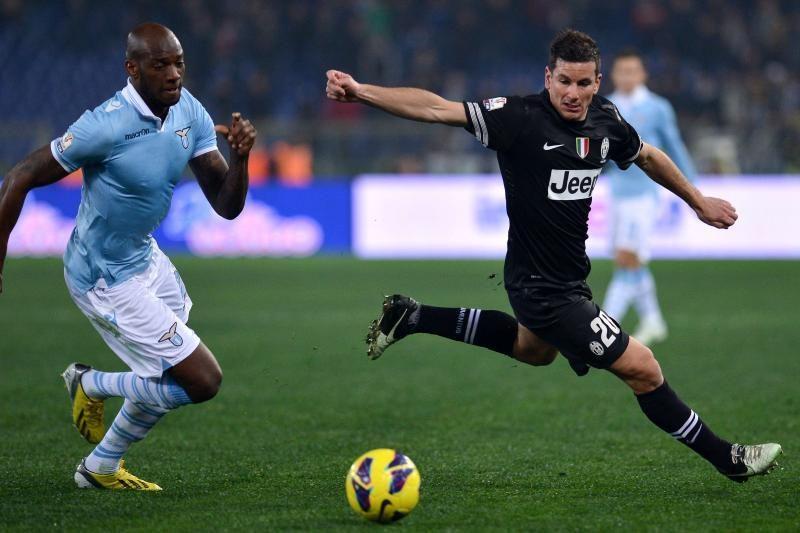 """""""Juventus"""" ekipą sensacingai įveikęs """"Lazio"""" keliauja į taurės finalą"""