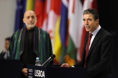 NATO lyderiai patvirtino pasitraukimo iš Afganistano strategiją