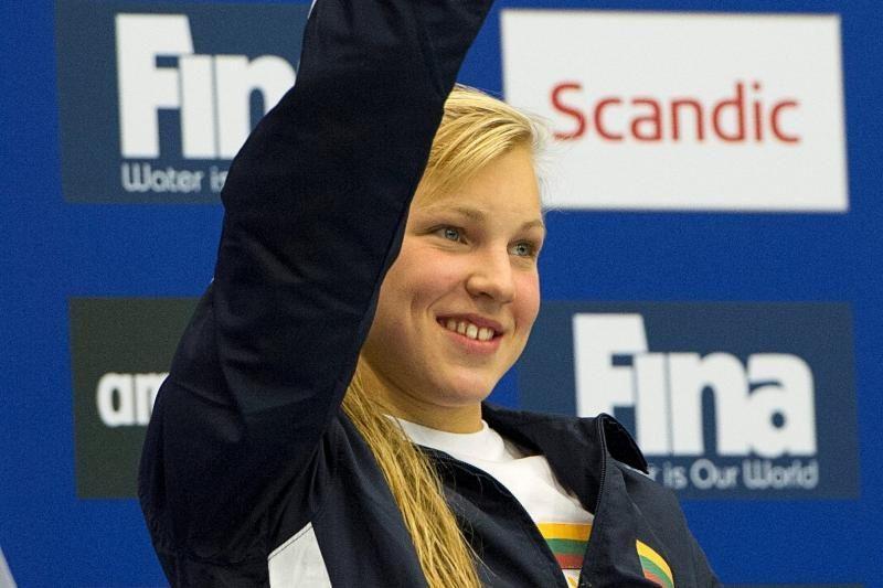 R. Meilutytė Švedijoje iškovojo 2 aukso medalius ir bronzą!