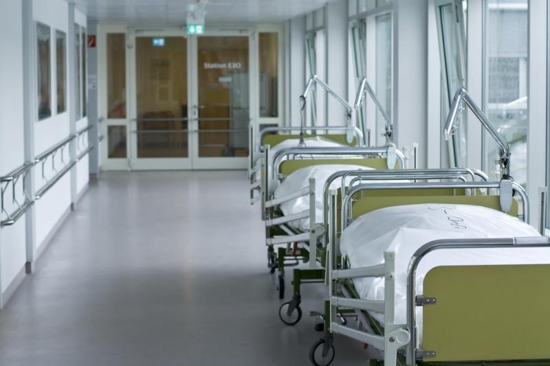 Vilniuje į ligoninę paguldytas visiškai išsekęs kūdikis (papildyta)