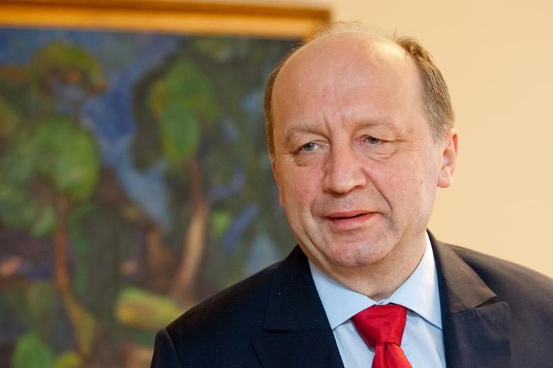 A.Kubilius: ekonominė krizė gali smarkiai pakenkti Baltarusijos suverenumui