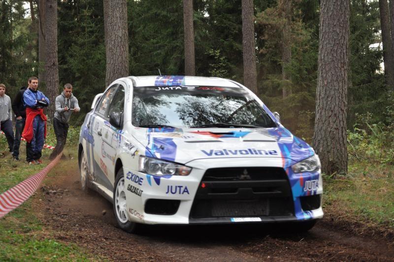 """Penktadienį prasideda """"300 lakes rally"""" lenktynės"""