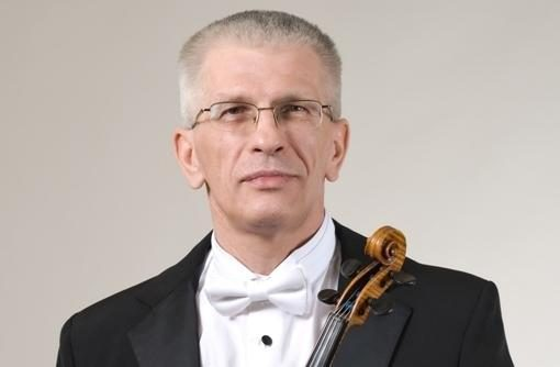 Mirė klaipėdietis smuikininkas Zigmantas Brazauskas
