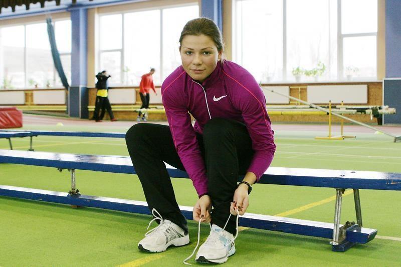 Klaipėdietė bėgikė Lina Grinčikaitė pažadėjo nenuvilti