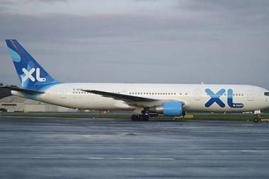 Bankrutavo D.Britanijos oro transporto bendrovė XL