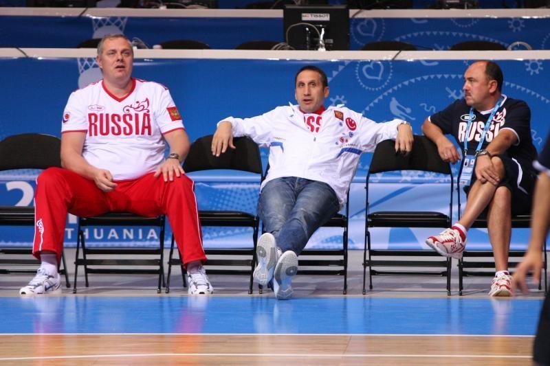 D.Blattas: Serbijos pranašumas tas, kad jie ilsėsis viena diena ilgiau