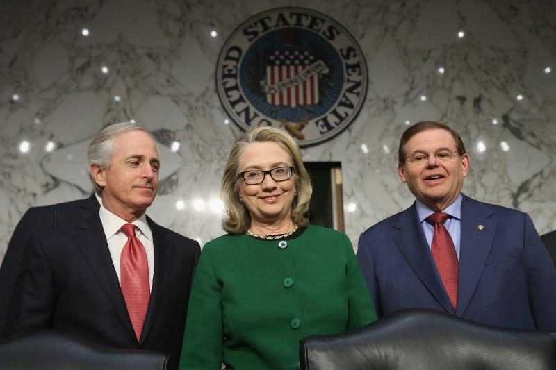 JAV į sekso skandalą įsipainiojo senatorius