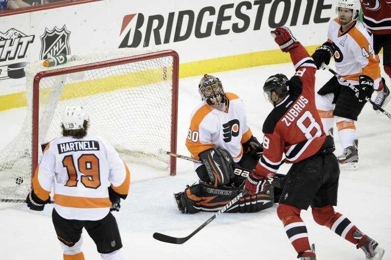D.Zubraus ledo ritulio klubo nesėkmė NHL