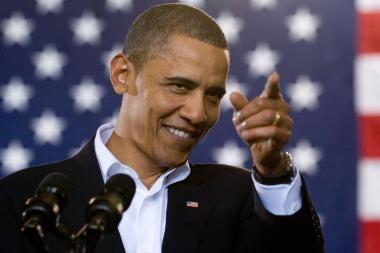 B.Obama įvertino Lietuvos vaidmenį pirmininkaujant Demokratijų bendrijai