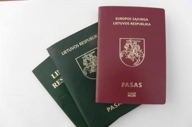 Dvigubą pilietybę turės ES ir NATO šalyse gyvenantys lietuviai