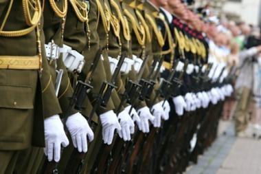 Sostinėje vyks kariuomenės ir policijos sporto žaidynės