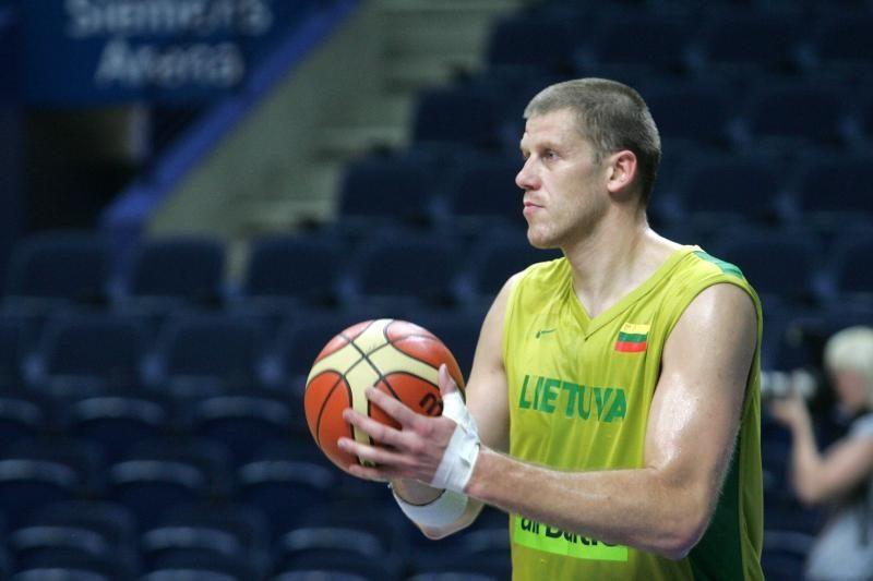 Marijonas Petravičius baigia krepšininko karjerą
