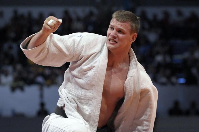 Mariui Paškevičiui - Europos dziudo imtynių čempionato bronza