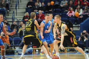 BBL pabaigtuves latviai pavadino krepšinio parodija