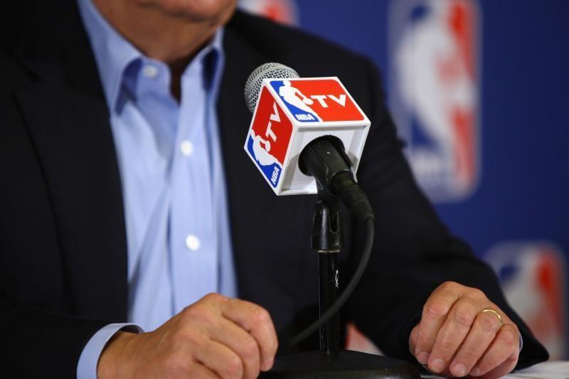 Dėl lokauto NBA atšaukti likę lapkričio mačai