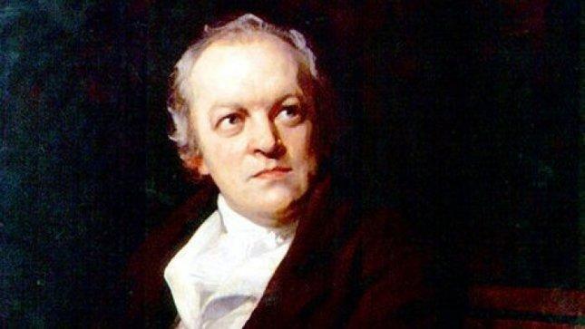 Rasta keli šimtai poeto W. Blake`o graviūrų