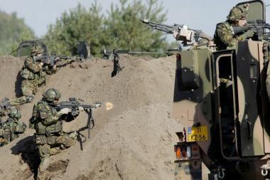 NATO kariškiai Afganistane per klaidą nukovė taikius gyventojus