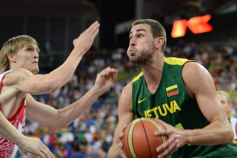 Kaip rinktinės žaidėjams sekasi klubiniame krepšinyje? (apžvalga)