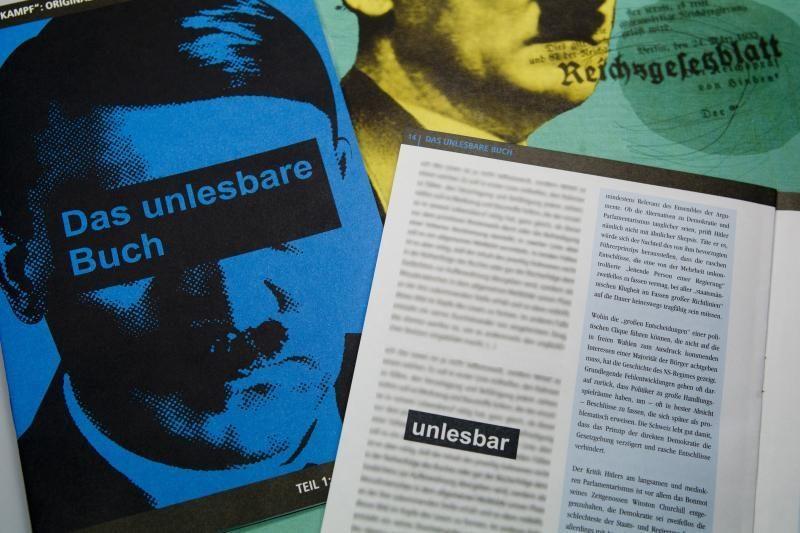 """Hitlerio """"Mein Kampf"""" publikavimas Vokietijoje vis dar draudžiamas"""