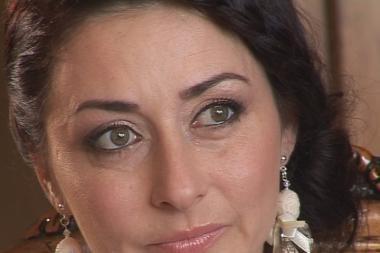 Dainininkė I.Jurgelevičiūtė: meilei padėtas taškas