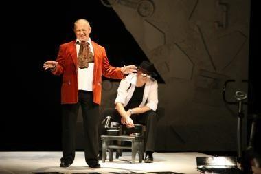 Klaipėdos dramos teatras išvyko į Vokietiją