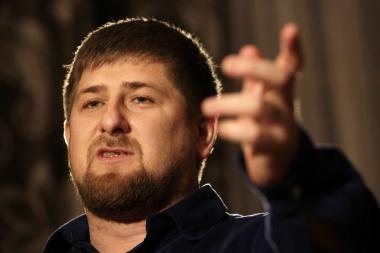 Čečėnijos prezidentas atrėmė kovotojų šturmą