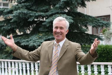 D. Kepenio smūgis čempionui: V. Alekna – politikų statytinis