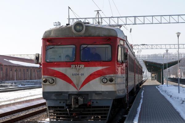 Klaipėda neskuba atnaujinti geležinkelių