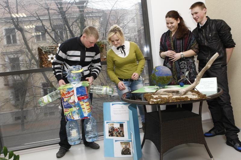 Klaipėdos uoste bus minima Žemės diena