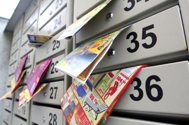 Baltijos šalių reklamos žiniasklaidoje rinka pernai smuko 41 proc.